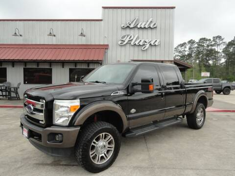 2016 Ford F-250 Super Duty for sale at Grantz Auto Plaza LLC in Lumberton TX