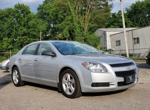 2012 Chevrolet Malibu for sale at Nile Auto in Columbus OH