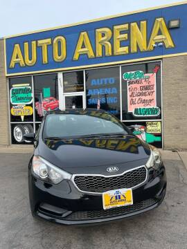 2015 Kia Forte for sale at Auto Arena in Fairfield OH