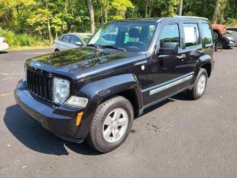 2010 Jeep Liberty for sale at Valpo Motors in Valparaiso IN