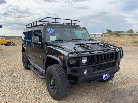 2003 HUMMER H2 for sale at 4X4 Auto in Cortez CO