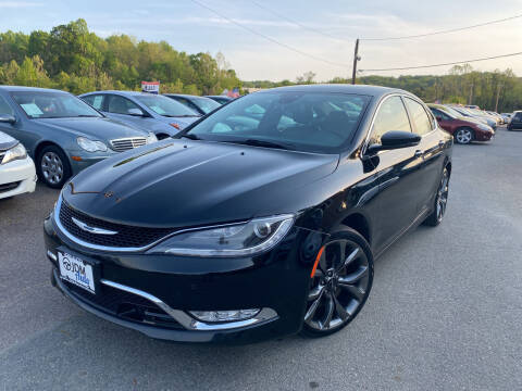 2015 Chrysler 200 for sale at JDM Auto in Fredericksburg VA