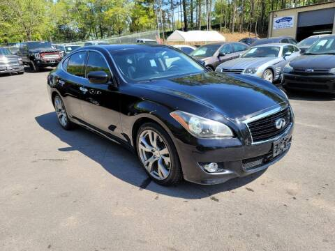 2011 Infiniti M37 for sale at GA Auto IMPORTS  LLC in Buford GA