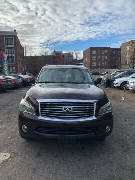 2011 Infiniti QX56 for sale at Hartford Auto Center in Hartford CT