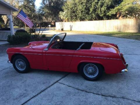 1964 MG Midget for sale at Classic Car Deals in Cadillac MI