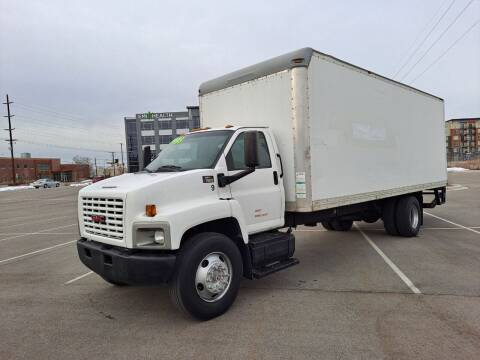 2007 GMC C7500 for sale at ALL ACCESS AUTO in Murray UT