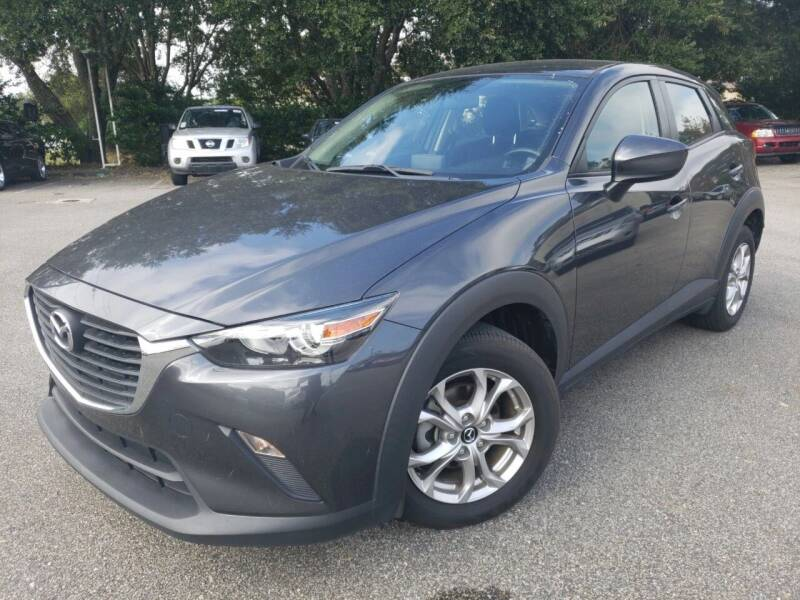 2017 Mazda CX-3 for sale at Capital City Imports in Tallahassee FL