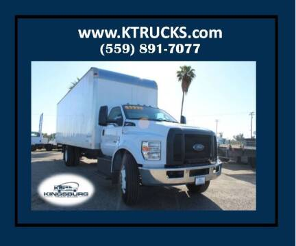 2016 Ford F-650 Super Duty for sale at Kingsburg Truck Center in Kingsburg CA