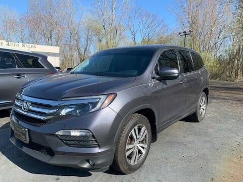 2018 Honda Pilot for sale at Lighthouse Auto Sales in Holland MI