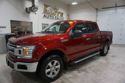 2018 Ford F-150 for sale at Elite Auto Sales in Idaho Falls ID