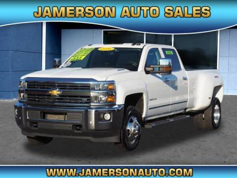 2016 Chevrolet Silverado 3500HD for sale at Jamerson Auto Sales in Anderson IN
