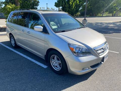 2006 Honda Odyssey for sale at Car Tech USA in Whittier CA