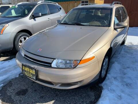 2000 Saturn L-Series for sale at 51 Auto Sales Ltd in Portage WI