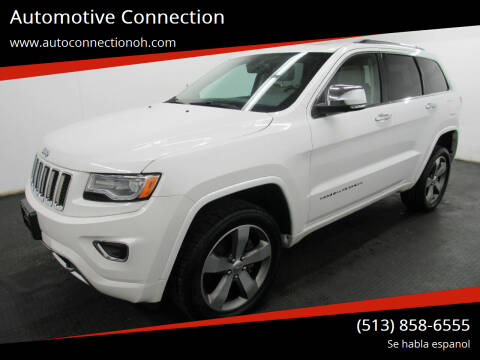 2016 Jeep Grand Cherokee for sale at Automotive Connection in Fairfield OH