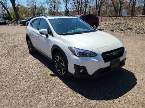 2019 Subaru Crosstrek for sale at BETTER BUYS AUTO INC in East Windsor CT