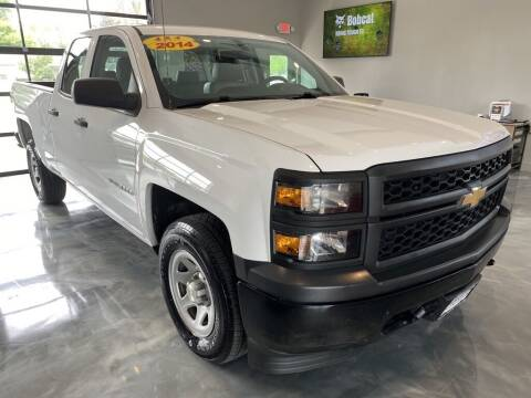 2014 Chevrolet Silverado 1500 for sale at Crossroads Car & Truck in Milford OH