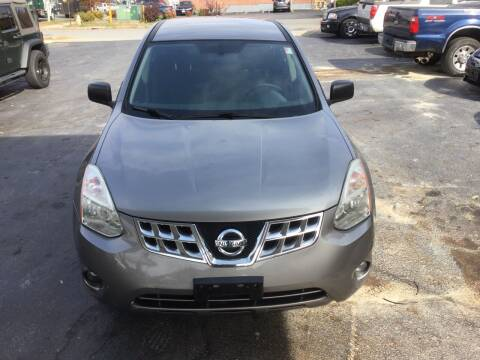 2012 Nissan Rogue for sale at Olsi Auto Sales in Worcester MA