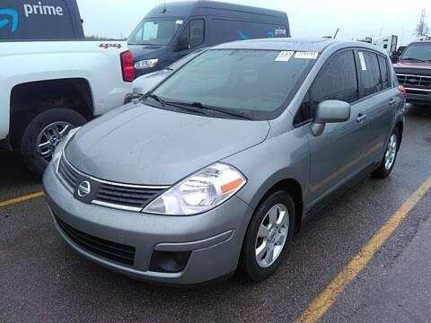 2009 Nissan Versa for sale at Cj king of car loans/JJ's Best Auto Sales in Troy MI