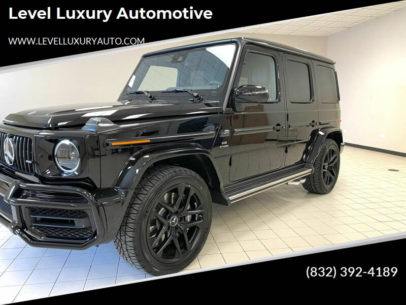 2021 Mercedes-Benz G-Class for sale in Houston, TX