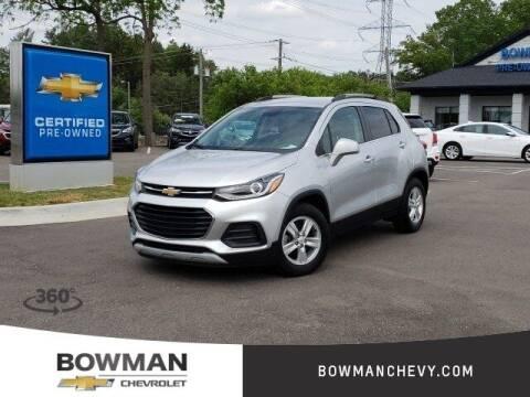 2018 Chevrolet Trax for sale at Bowman Auto Center in Clarkston MI