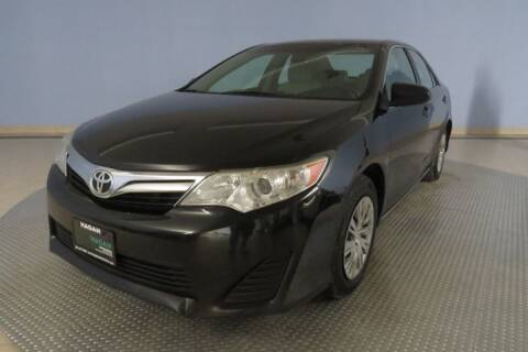 2014 Toyota Camry for sale at Hagan Automotive in Chatham IL