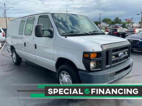 2012 Ford E-Series Cargo for sale at Dixie Motors in Fairfield OH