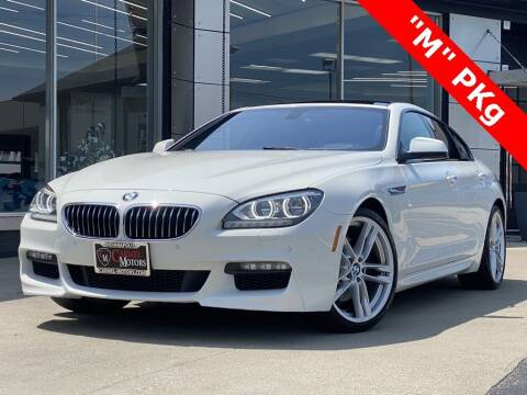 2014 BMW 6 Series for sale at Carmel Motors in Indianapolis IN