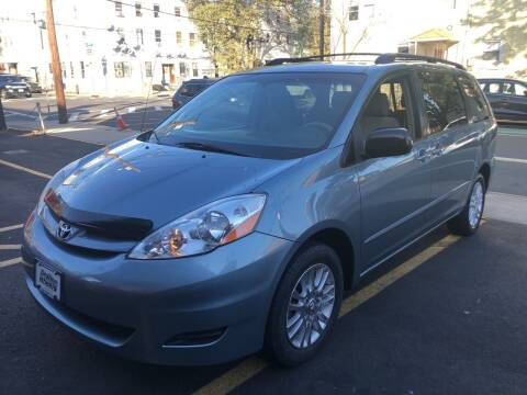 2008 Toyota Sienna for sale at DEALS ON WHEELS in Newark NJ