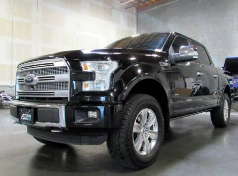 2016 Ford F-150 for sale at Platinum Motors in Portland OR