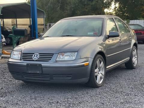 2004 Volkswagen Jetta for sale at Lamar Auto Sales in North Charleston SC