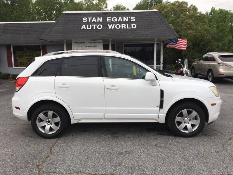 2008 Saturn Vue for sale at STAN EGAN'S AUTO WORLD, INC. in Greer SC