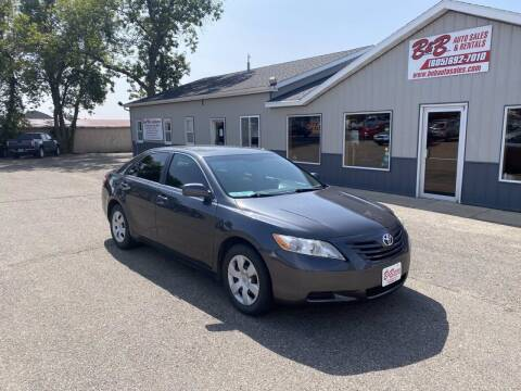 2007 Toyota Camry for sale at B & B Auto Sales in Brookings SD