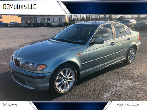 2004 BMW 3 Series for sale at DCMotors LLC in Mount Joy PA