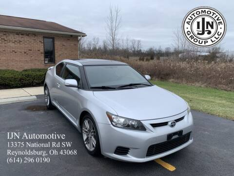 2011 Scion tC for sale at IJN Automotive Group LLC in Reynoldsburg OH