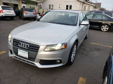 2012 Audi A4 for sale at DNS Automotive Inc. in Bergenfield NJ
