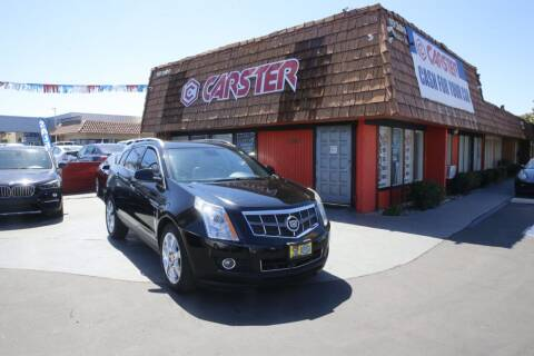 2010 Cadillac SRX for sale at CARSTER in Huntington Beach CA