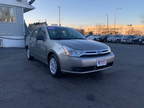 2008 Ford Focus for sale at 355 North Auto in Lombard IL
