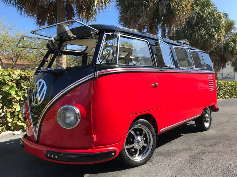 1961 Volkswagen Vanagon for sale at DS Motors in Boca Raton FL