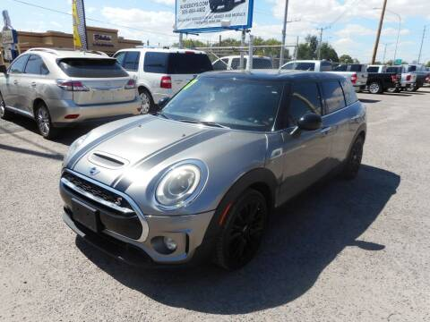 2017 MINI Clubman for sale at AUGE'S SALES AND SERVICE in Belen NM
