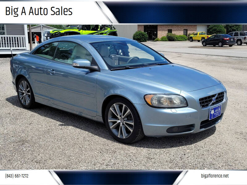 2010 Volvo C70 for sale at Big A Auto Sales Lot 2 in Florence SC