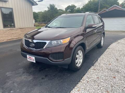 2012 Kia Sorento for sale at Approved Automotive Group in Terre Haute IN