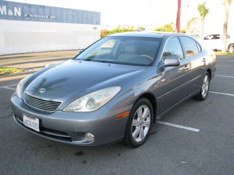 2006 Lexus ES 330 for sale at M&N Auto Service & Sales in El Cajon CA