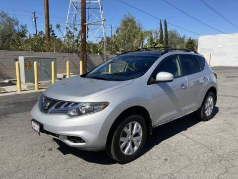 2014 Nissan Murano for sale at Hunter's Auto Inc in North Hollywood CA