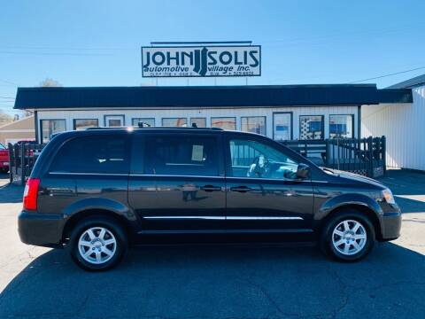 2013 Chrysler Town and Country for sale at John Solis Automotive Village in Idaho Falls ID