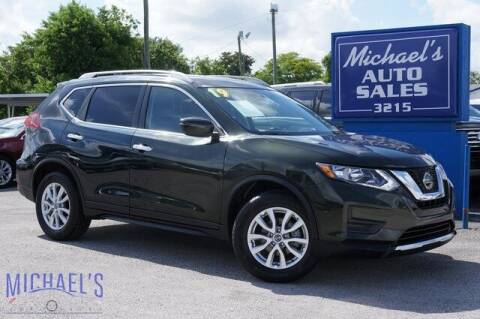 2019 Nissan Rogue for sale at Michael's Auto Sales Corp in Hollywood FL
