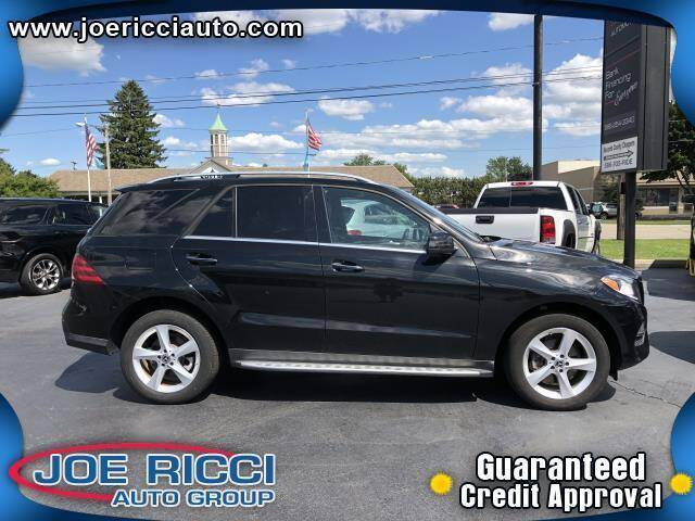 2017 Mercedes-Benz GLE for sale at Mr Intellectual Cars in Shelby Township MI
