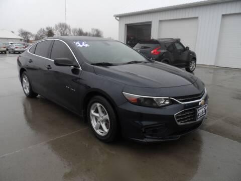 2016 Chevrolet Malibu for sale at America Auto Inc in South Sioux City NE