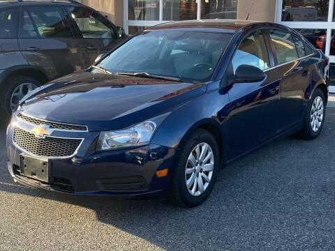 2011 Chevrolet Cruze for sale at MAGIC AUTO SALES - Magic Auto Prestige in South Hackensack NJ