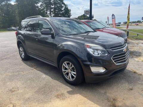 2016 Chevrolet Equinox for sale at Auto Credit Xpress in Benton AR
