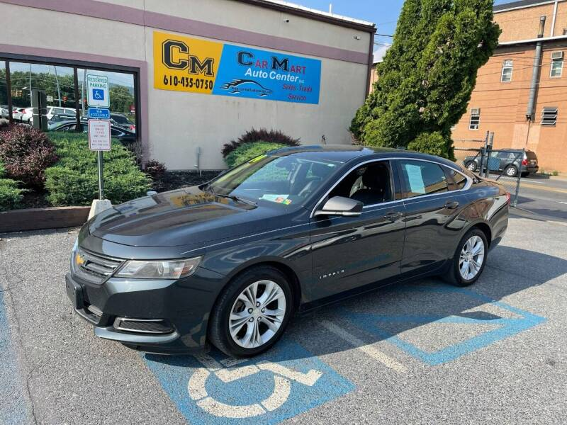 2014 Chevrolet Impala for sale at Car Mart Auto Center II, LLC in Allentown PA